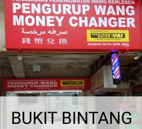 Bukit Bintang branch