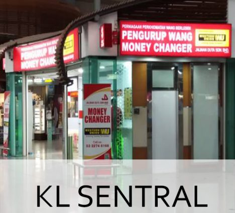 KL Sentral picture branch