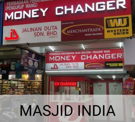 Masjid India- latest